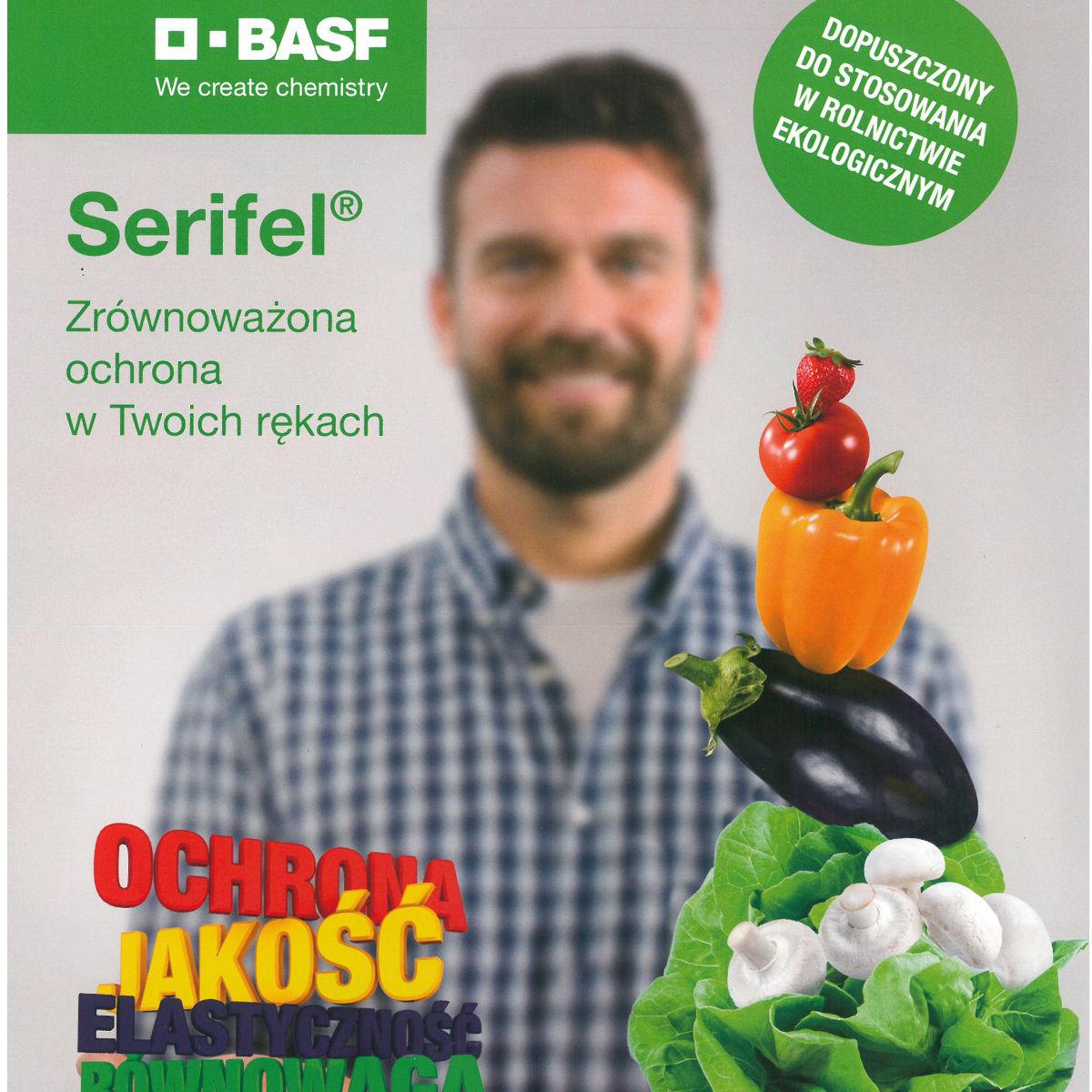Serifel® – nowy biologiczny fungicyd